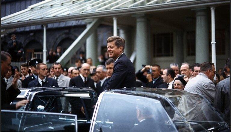 Cкончался хранитель тайны убийства Джона Кеннеди