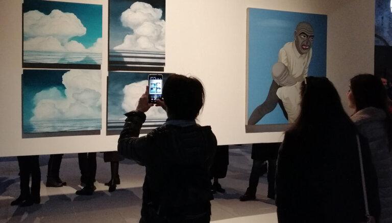 На Венецианской выставке современного искусства награжден художник из Латвии