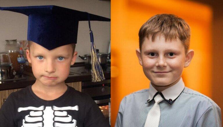 Kā viens mazs aparātiņš mainīja divu puišu dzīvi: Hugo un Maksima veiksmes stāsti