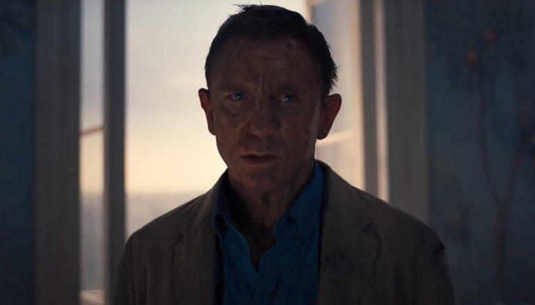 Publiskots ilgi gaidītās Bonda filmas jaunais treileris