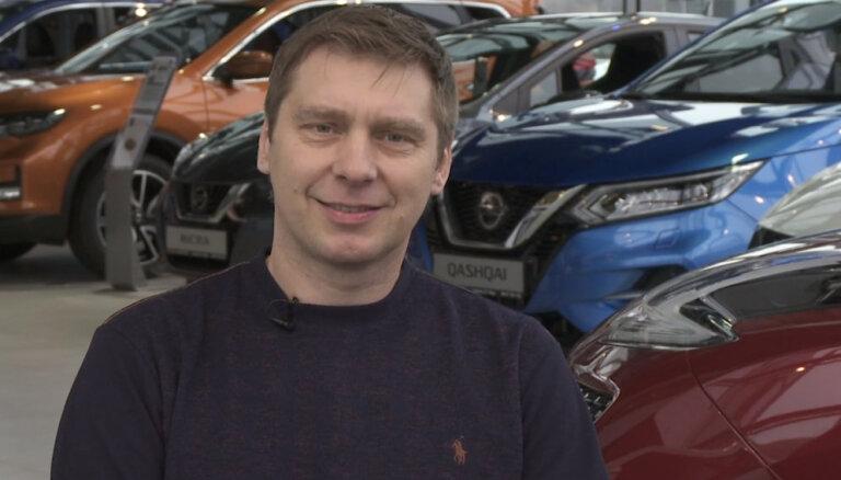 Rallija leģenda Vasaraudzis: Latvijas sportists varētu iekarot WRC pasauli