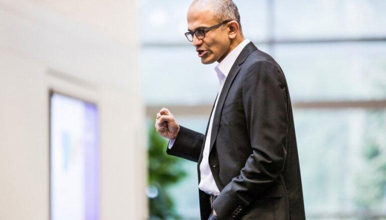 Главой Microsoft стал Сатья Наделла; Билл Гейтс будет его советником