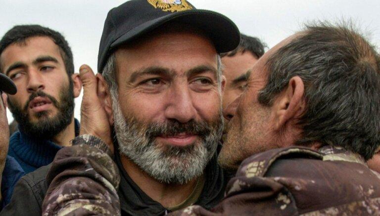 Премьер-министр Армении Никол Пашинян уйдет в отставку 15 октября