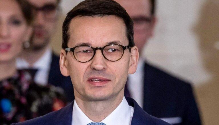 Polija un Dānija vienojas par Baltijas jūras gāzesvadu