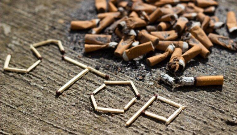 Stājas spēkā jauni smēķēšanas ierobežojumi