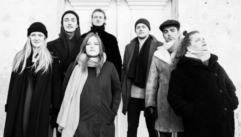 Grupa 'The Coco'nuts' Ventspilī uzsāk Latvijas turneju