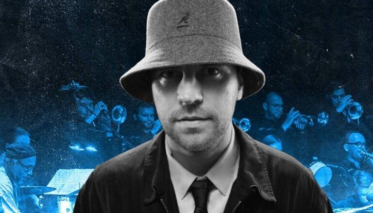 Hip-hopa mākslinieks Ozols uzstāsies kopā ar Latvijas Radio bigbendu