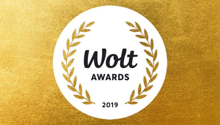 'Wolt Awards' – 2019. gada labākie restorāni Rīgā