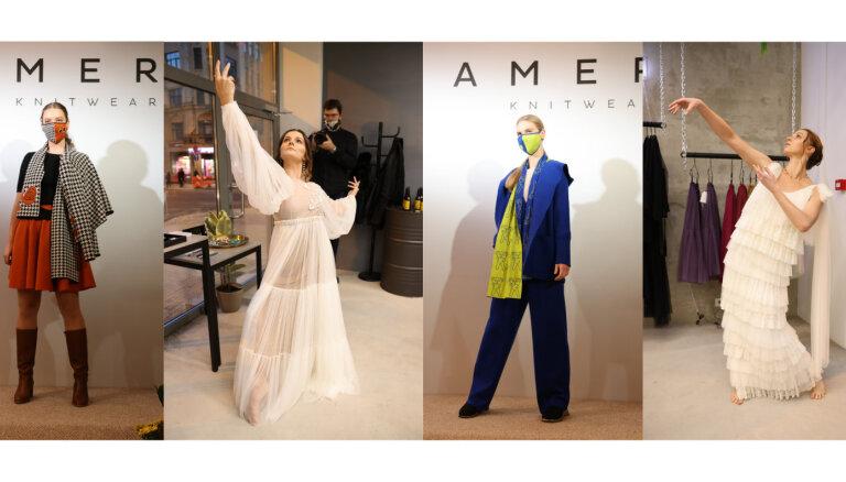 Второй день Рижской недели моды: Grieta, Soyka Secret Garden и Amari