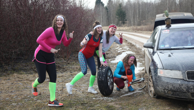 Женщины Латвии 10 марта намерены установить новый мировой рекорд