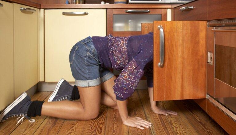 Neērta šiverēšanās virtuvē? Astoņi praktiski ieteikumi, kā visu vērst par labu