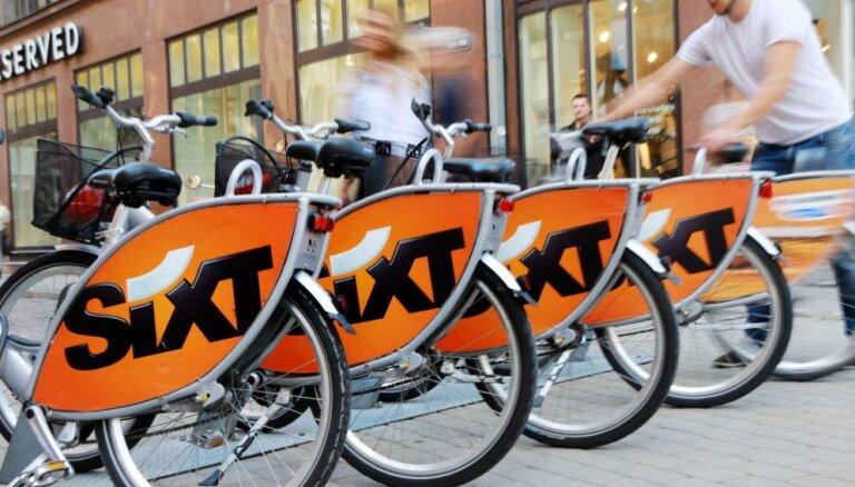 Прокат велосипедов Sixt становится все более востребовательным