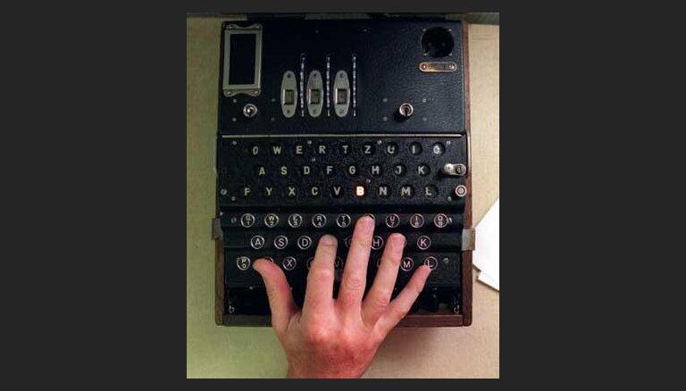 Из музея в Великобритании украдена шифровальная машинка