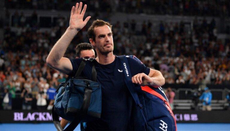 Marejs atsaucis savu dalību no ATP turnīra Marseļā