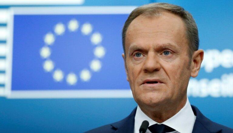 Лидеры ЕС договорились о миграционной политике и санкциях против Москвы