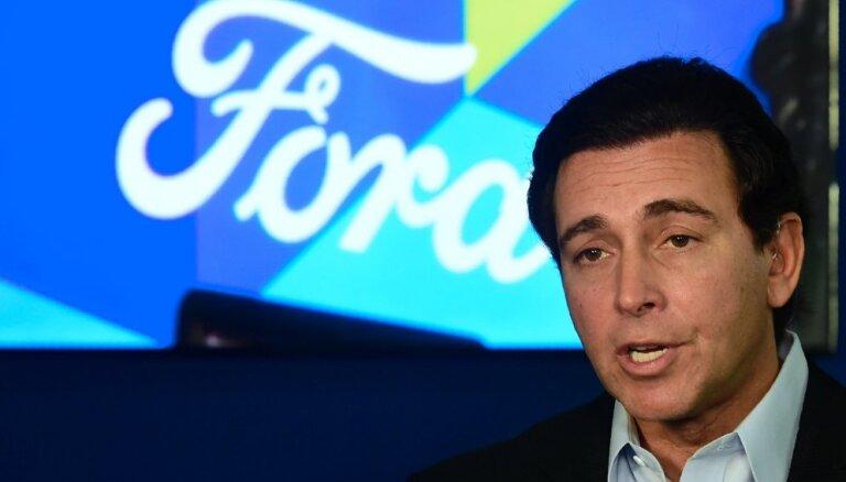 Руководство Ford отказалось от инвестиций в новое производство в Мексике