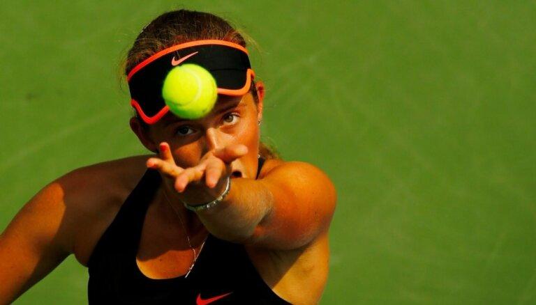 Новый крупный успех Алены Остапенко: полуфинал турнира в Дохе