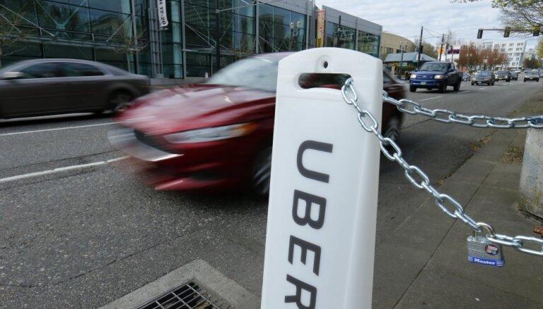 Uber скрыла факт хакерской атаки, затронувшей миллионы клиентов