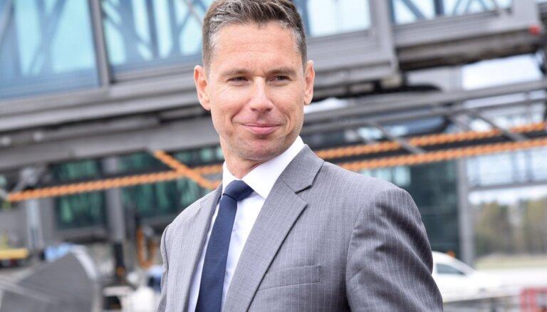 Martins Sedlackis šogad atstās 'airBaltic' valdi