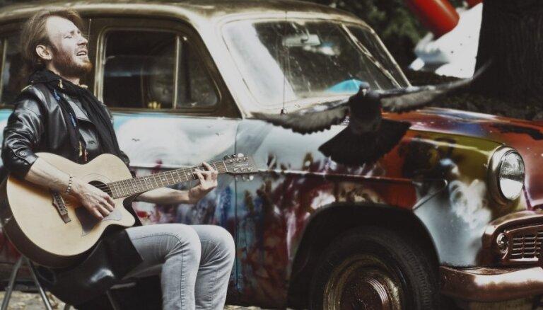 Imants Daksis paziņo par sešu albumu izdošanu