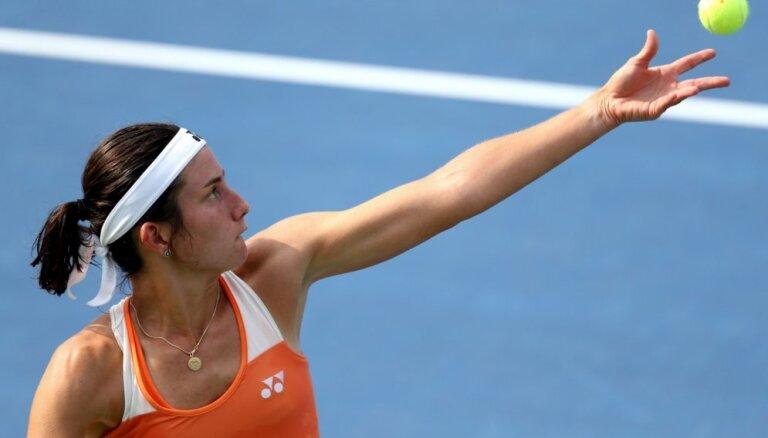 Mugurusa pēc iekļūšanas 'WTA Elite Trophy' pusfinālā slavē Sevastovu