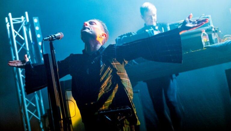 Foto: 'Palladium' pieskandina islandiešu 'GusGus' elektroniskie ritmi