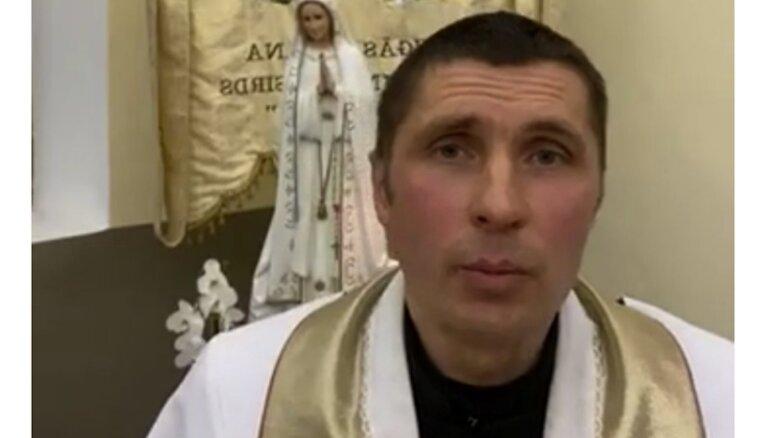 Bīskapu vēstule nav draudzīgs žests, saka priesteris Stepanovs
