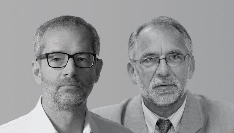 Delfi TV с Янисом Домбурсом: в студии глава Контрольной службы Виестурс Бурканс