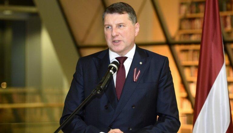 Вейонис: идеальная Латвия — в наших собственных силах