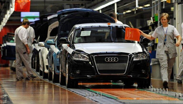 Audi потратит на развитие рекордные $30 миллиардов