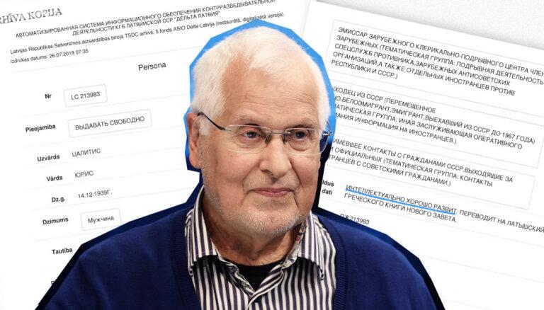 'Maisi vaļā': 'Tolaik domāju, ka visi mācītāji Latvijā sadarbojas ar čeku,' – atbild Juris Cālītis. Pilns ieraksts
