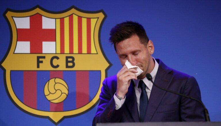 Gadsimta fiasko. Kā Barselona zaudēja Mesi pret paša gribu
