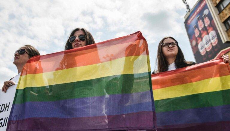 Eurobarometer: отношение жителей Латвии к секс-меньшинствам одно из самых негативных в ЕС