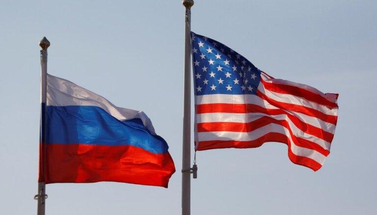 Maskava prasa ASV skaidrot Krievijas pilsoņa aizturēšanu