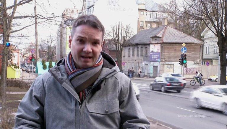 Video: Pieci autovadītājus mulsinošākie krustojumi Rīgā