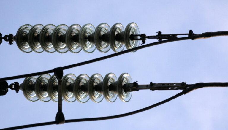 Regulators bažīgs par 'Augstsprieguma tīkla' spēju investēt atsevišķos infrastruktūras objektos