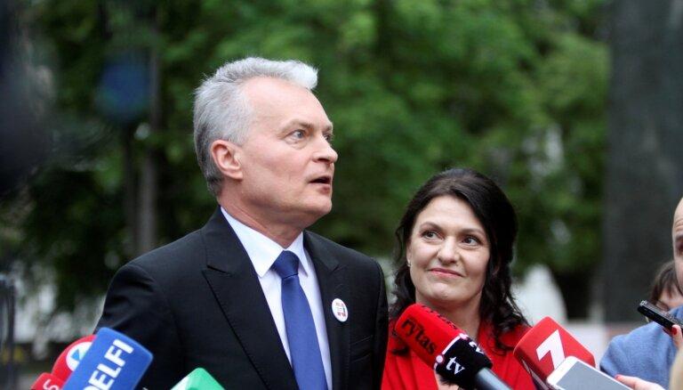 Šimonīte atzīst sakāvi; apsveic jaunievēlēto Lietuvas prezidentu Nausēdu
