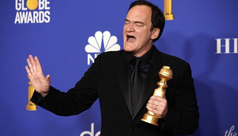 'Zelta globusus' saņēmuši Tarantino, filma '1917' un seriāls 'Černobiļa'