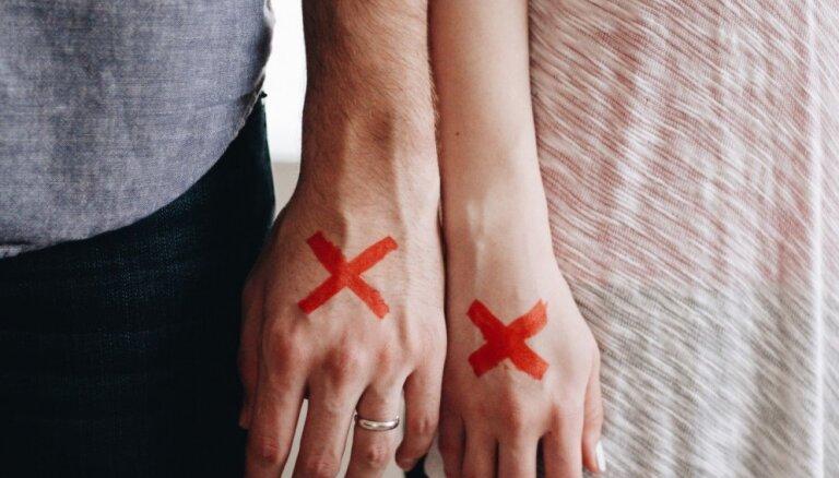 Laulību terapeiti atklāj izplatītākos iemeslus, kāpēc vīrieši nolemj šķirties
