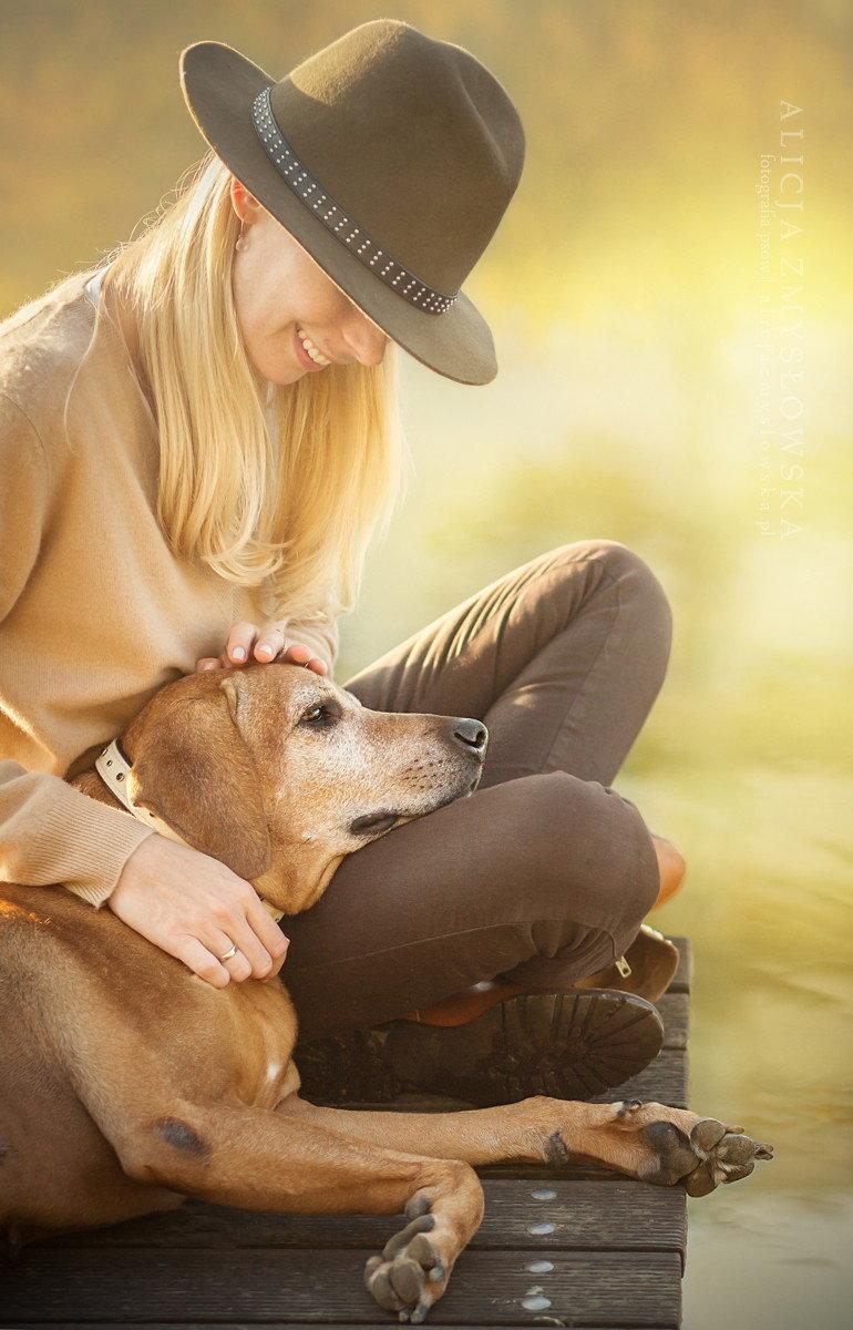 Согревающие душу портреты собак авторства 23-летней девушки-фотографа