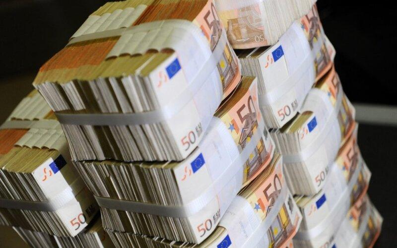 Латвия конфисковала похищенные из Украинского государства 50млневро