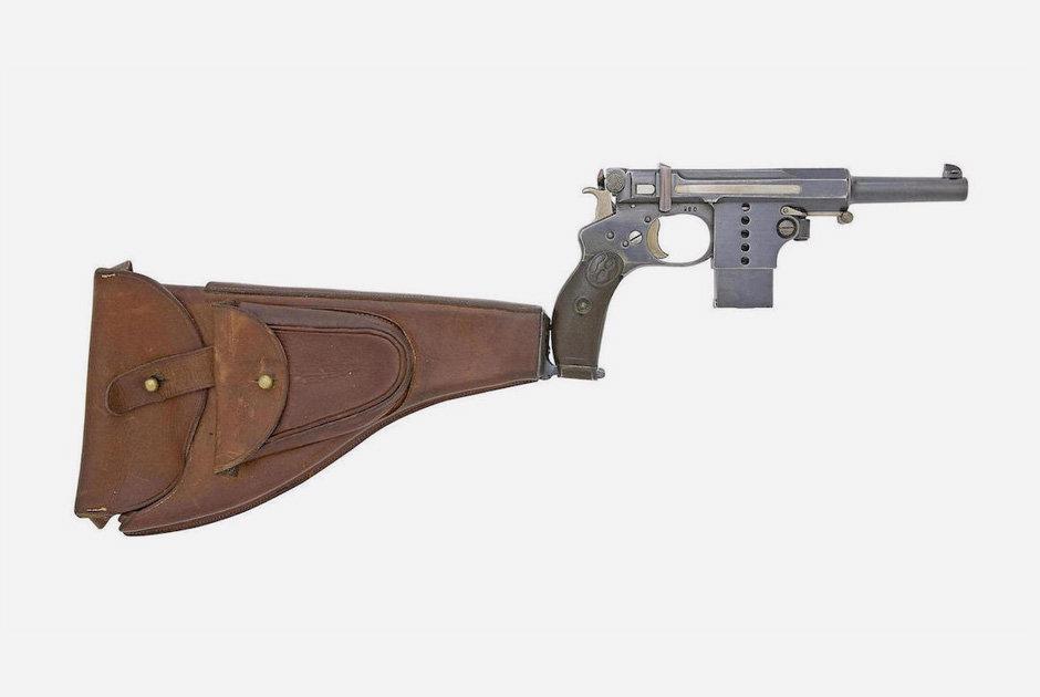 Где твой черный пистолет? 10 фото раритетного огнестрела, который еще продается