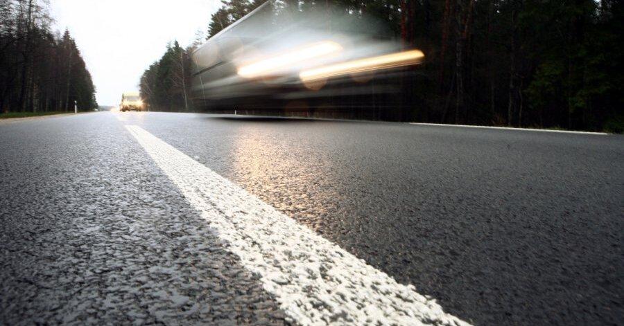На Даугавпилсском шоссе произошла авария: есть пострадавшие, один человек погибОграничено движение транспорта