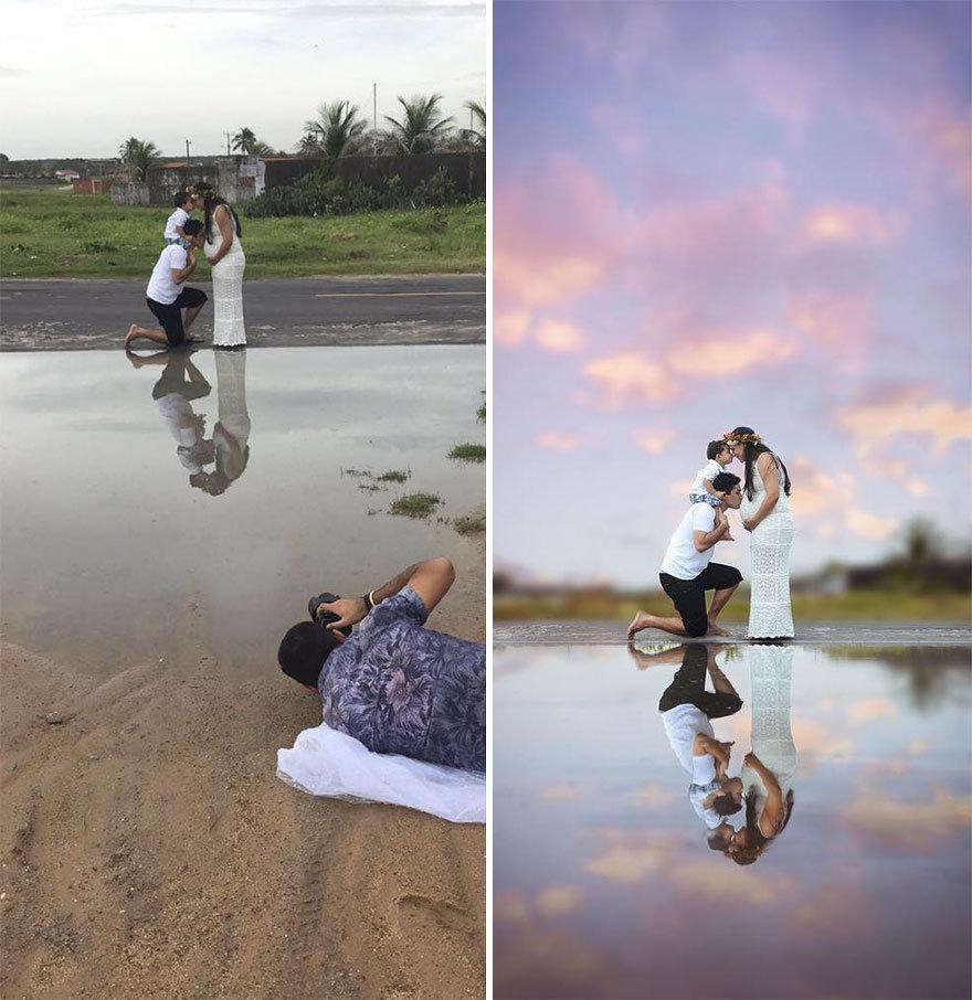 Светописцы-трюкачи. Как на самом деле делаются крутые фотографии (19 примеров)