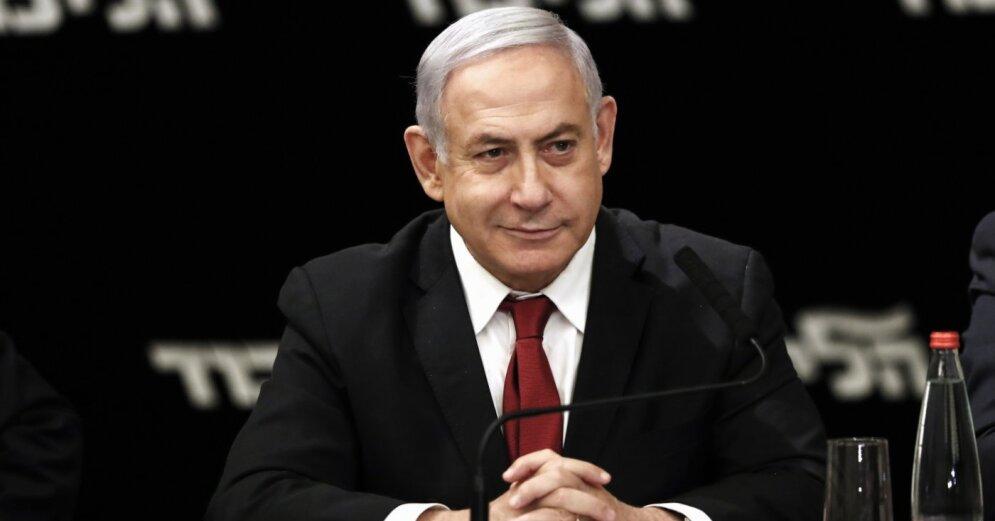 Нетаньяху заявил о планах запуска процесса аннексии израильских поселений