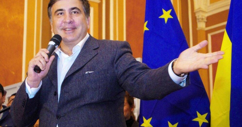Саакашвили едет в Украину