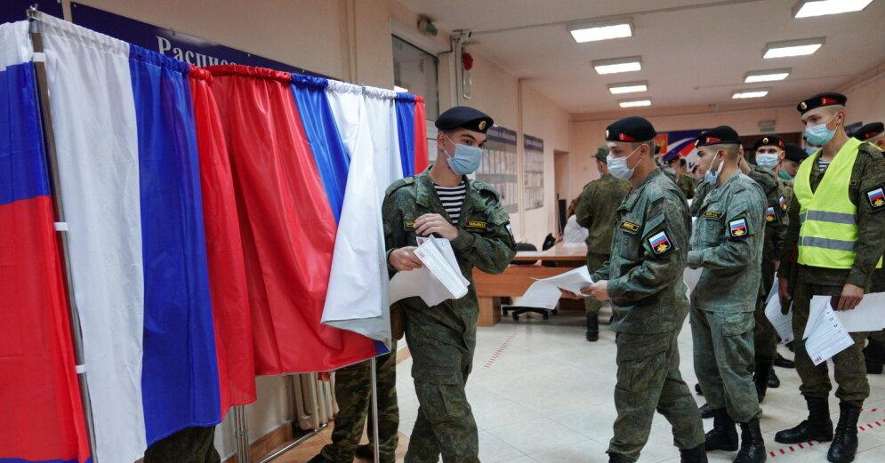 Активность жителей Алтайского края на выборах не дотянула до 40 % к последним часам голосования
