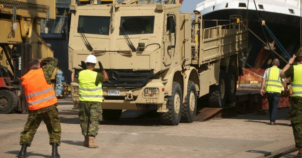 Kanāda Rīgā sāks būvēt jaunu armijas štāba ēku