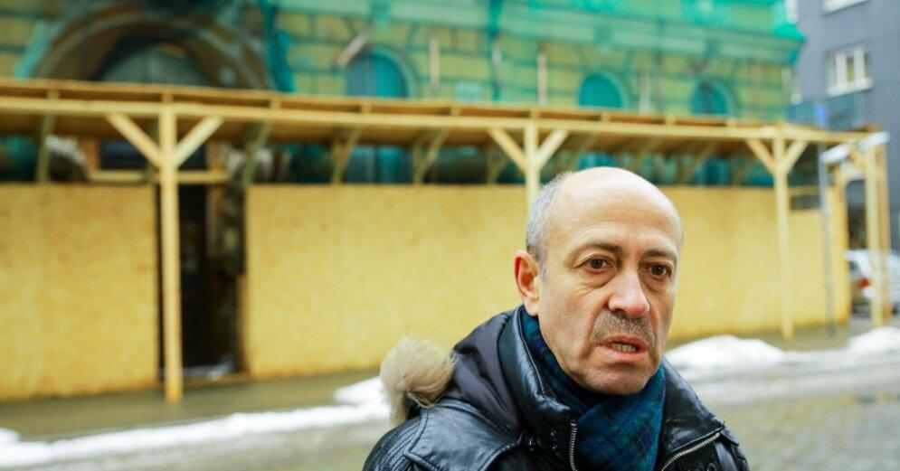 Трения в Рижской думе: бюджет могут принять одновременно с отставкой Бурова
