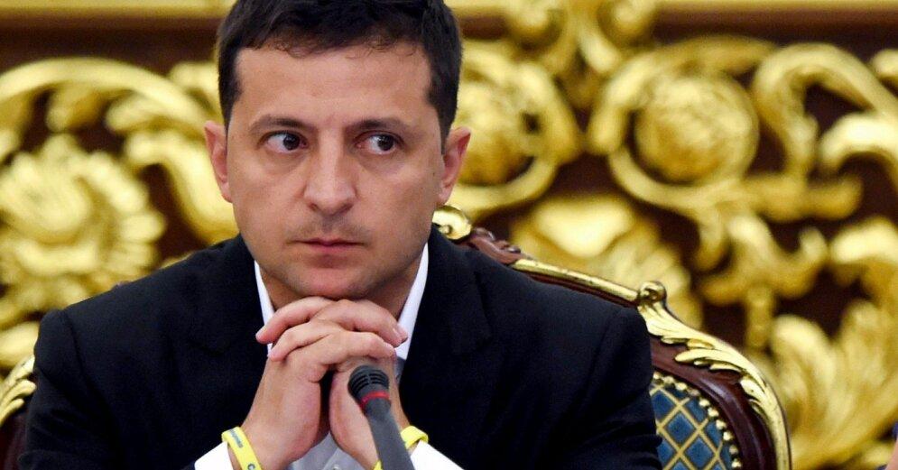 Зеленский ответил по поводу особого статуса Донбасса